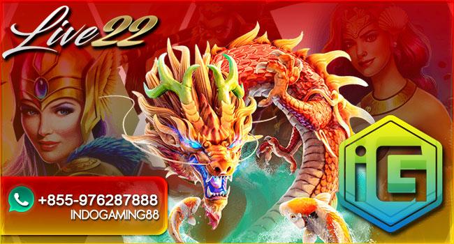 Jackpot Live22 Slot Online
