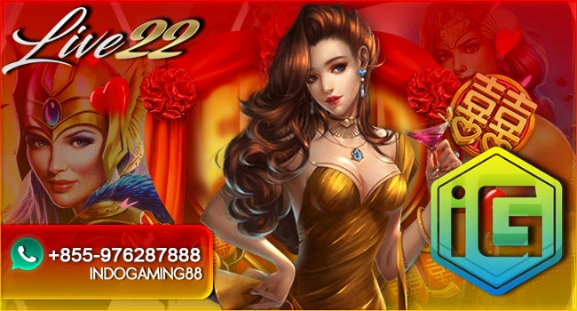 Game Live22 Slot Banyak Bonus Spin Gratis