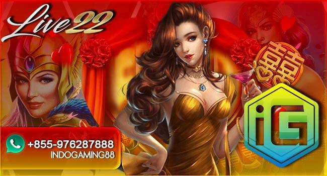 Live22 Slot Agen Terpercaya