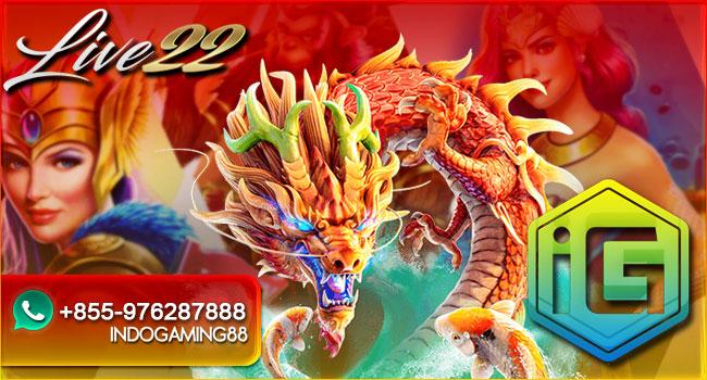 Live22 Slot Deposit 25rb