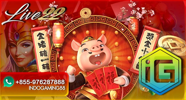 Live22 Slot Online Terpopuler no 1 Indonesia