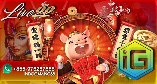 Live22 Game Slot Online